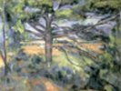 The Large Pine, 1895-97 (oil on canvas) wall mural thumbnail
