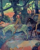 The Escape, The Ford, 1901 wall mural thumbnail