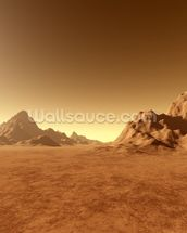 Mars Surface mural wallpaper thumbnail