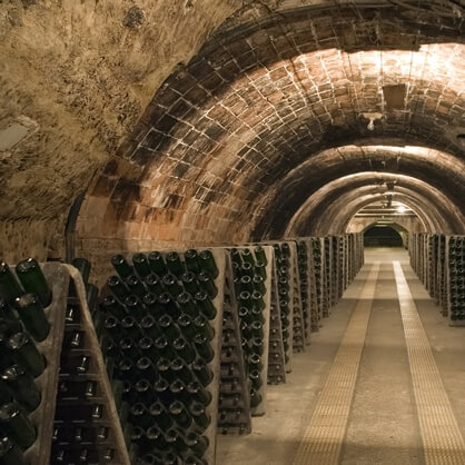 wine cellar wallpaper